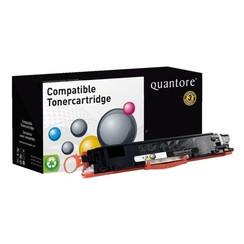 Tonercartridge Quantore HP CE310A 126A zwart