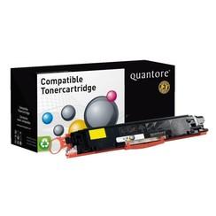 Tonercartridge Quantore HP CE312A 126A geel