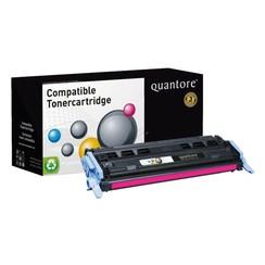 Tonercartridge Quantore HP Q6003A 124A rood