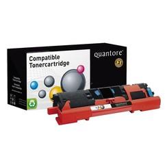 Tonercartridge Quantore HP Q3961A C9701A 122A blauw