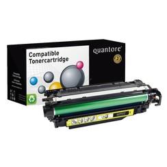 Tonercartridge Quantore HP CE402A 507A geel