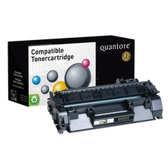 Tonercartridge Quantore HP CF280A 80A zwart