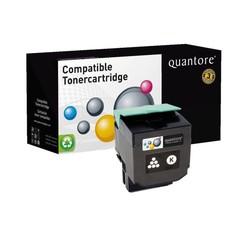 Tonercartridge Quantore Lexmark 70C0H10 zwart