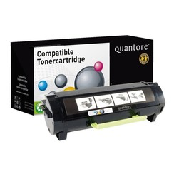 Tonercartridge Quantore Lexmark 52D0HA0/52D2H00 zwart