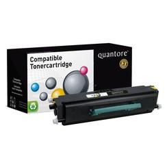 Tonercartridge Quantore Lexmark E360H11E zwart HC