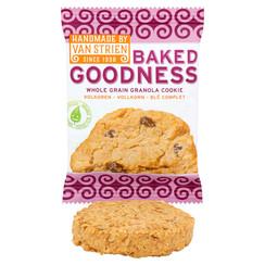 Koeken Bio Goodness haver/noten 35gr 20 stuks