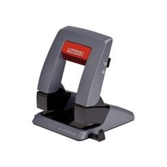 Perforator Rapid SP30 pressless 2-gaats 30vel zwart/grijs