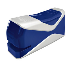 Nietmachine Rapid Elektrisch 10BX 10vel blauw/wit