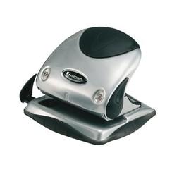 Perforator Rexel P225 2-gaats 25vel zilver/zwart