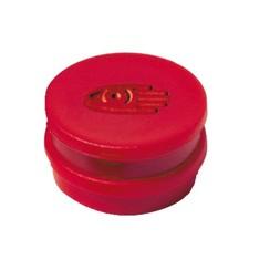Magneet Legamaster 20mm 250gr rood
