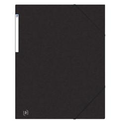 Elastomap Oxford Top File+ A3 zwart
