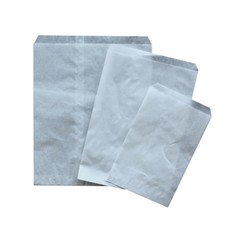 Verpakkingszak Blanco 260x320mm 1000stuks