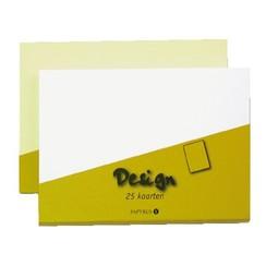 Enkele kaarten Papyrus 105x148mm wit