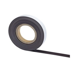 Magneetband MAUL 10mx45mmx1mm zelfklevend