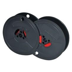 Lint Pelikan groep 1 dubbelspoel nylon zwart rood