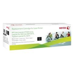 Tonercartridge Xerox 106R02257 HP CE310A 126A zwart