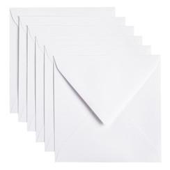 Envelop Papicolor 140x140mm Kraft wit