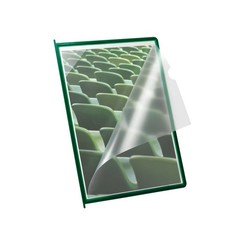 Infotas Flex-O-Frame met pen A4 groen