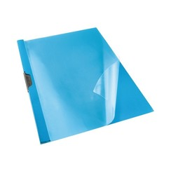 Klemmap Esselte Vivida PVC Blauw