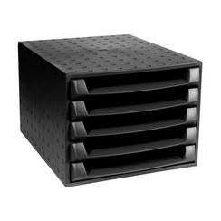 Ladenbox Exacompta Ecoblack zwart