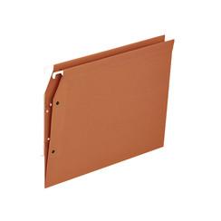Hangmap Flex Medium A4 V-bodem karton oranje