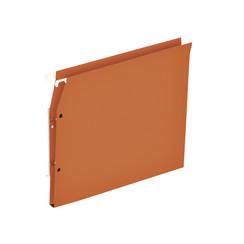 Hangmap Flex Medium A4 U-bodem 15mm karton oranje