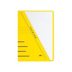 Insteekmap Jalema Secolor A4 270gr geel