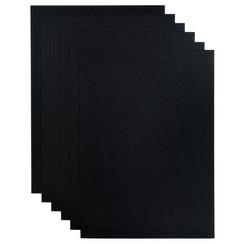 Kopieerpapier Papicolor A4 100gr 12vel ravenzwart