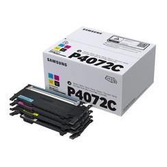 Tonercartridge Samsung CLT-P4072C zwart + kleur