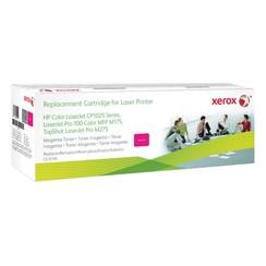 Tonercartridge Xerox 106R02260 HP CE313A 126A rood