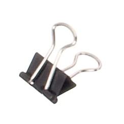 Papierklem MAUL 213 foldback 13mm capaciteit 4mm zwart