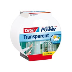 Plakband Tesa 50mmx10m extra Power transparant