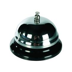 Baliebel 85mm chroom/zwart