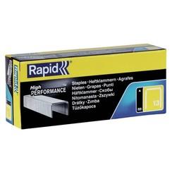 Nieten Rapid 13/4 gegalvaniseerd standaard 5000 stuks