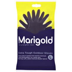 Huishoudhandschoen Marigold Outdoor zwart large