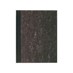Register breedkwarto 192blz gelinieerd met alfabet grijs gewolkt
