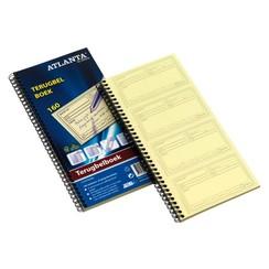 Terugbelboek Atlanta 74x128mm 160 notities 40vel