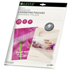 Lamineerhoes Leitz ILAM A4 2x125micron 25stuks
