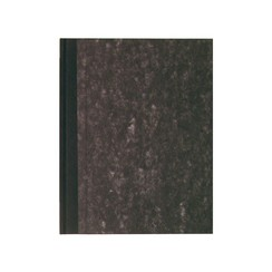 Register breedkwarto 192blz gelinieerd grijs gewolkt