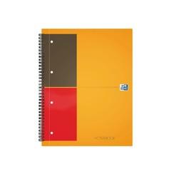 Spiraalblok Oxford International Activebook A4+ gelinieerd