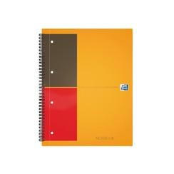 Spiraalblok Oxford International Notebook A5+ gelinieerd