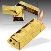 Goldbar Lighter