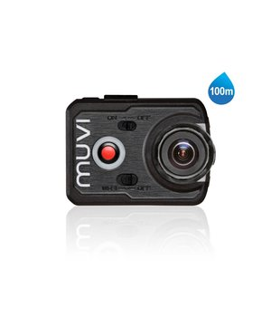 KSeries VCC006K2 handsfree camera with wifi, 1080p60fps, 100m Waterproof case, 8GB memory, rugged carry case  en   mounting kit