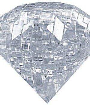 3D Crystal Puzzle Diamond