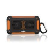 Water resistant wireless speaker  orange