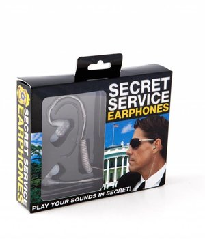 Secret Service Earphones