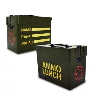 Ammo Lunch Box