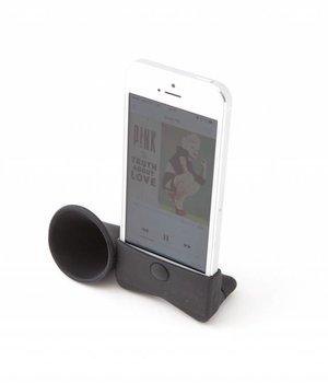 iHorn Black iPhone 5
