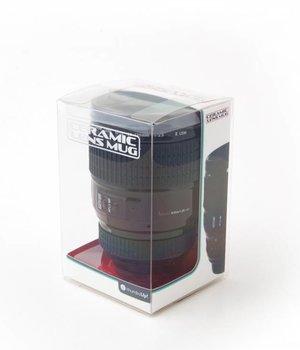 Ceramic Camera Lens Cup