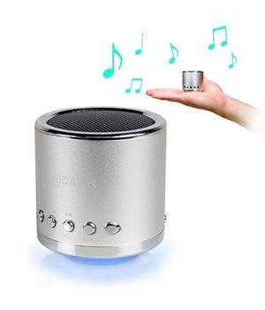Circular Mini Speaker